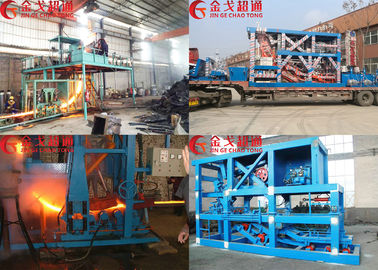 Horizontal CCM Continuous Casting Machine With Low Energy Consumption